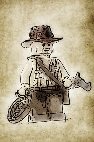 Lego-Indy