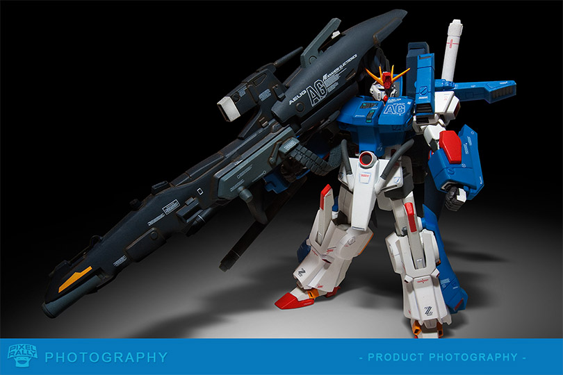 Photography-Products-Gundam-ZZ
